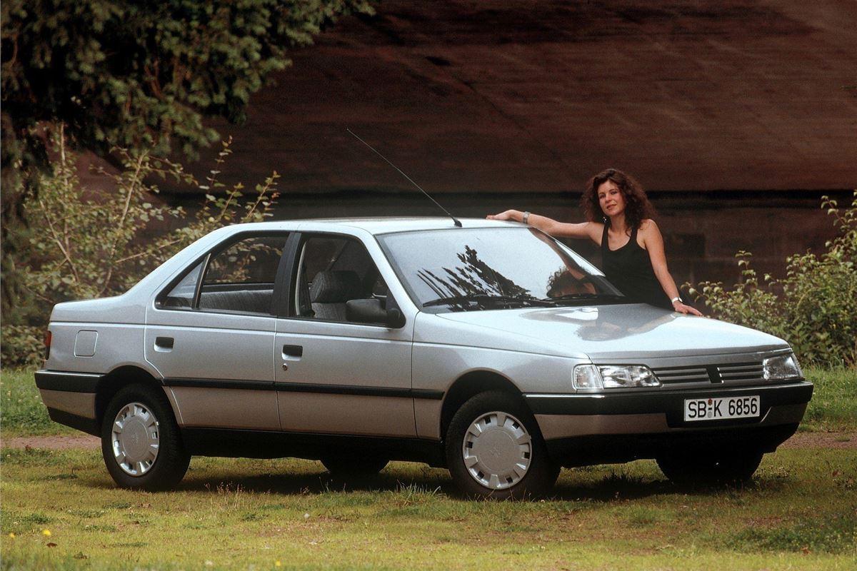 Peugeot 405 Classic Car Review Honest John