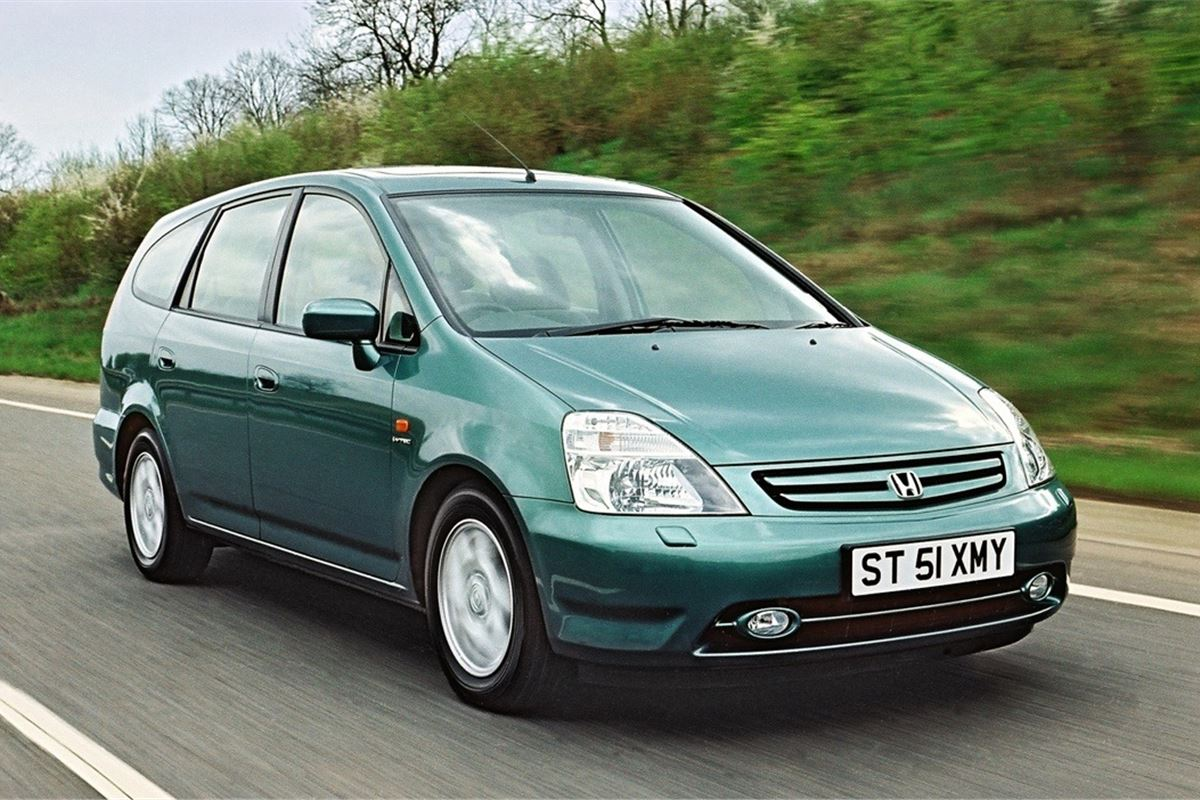 Honda Stream 2002 - Car Review   Honest John