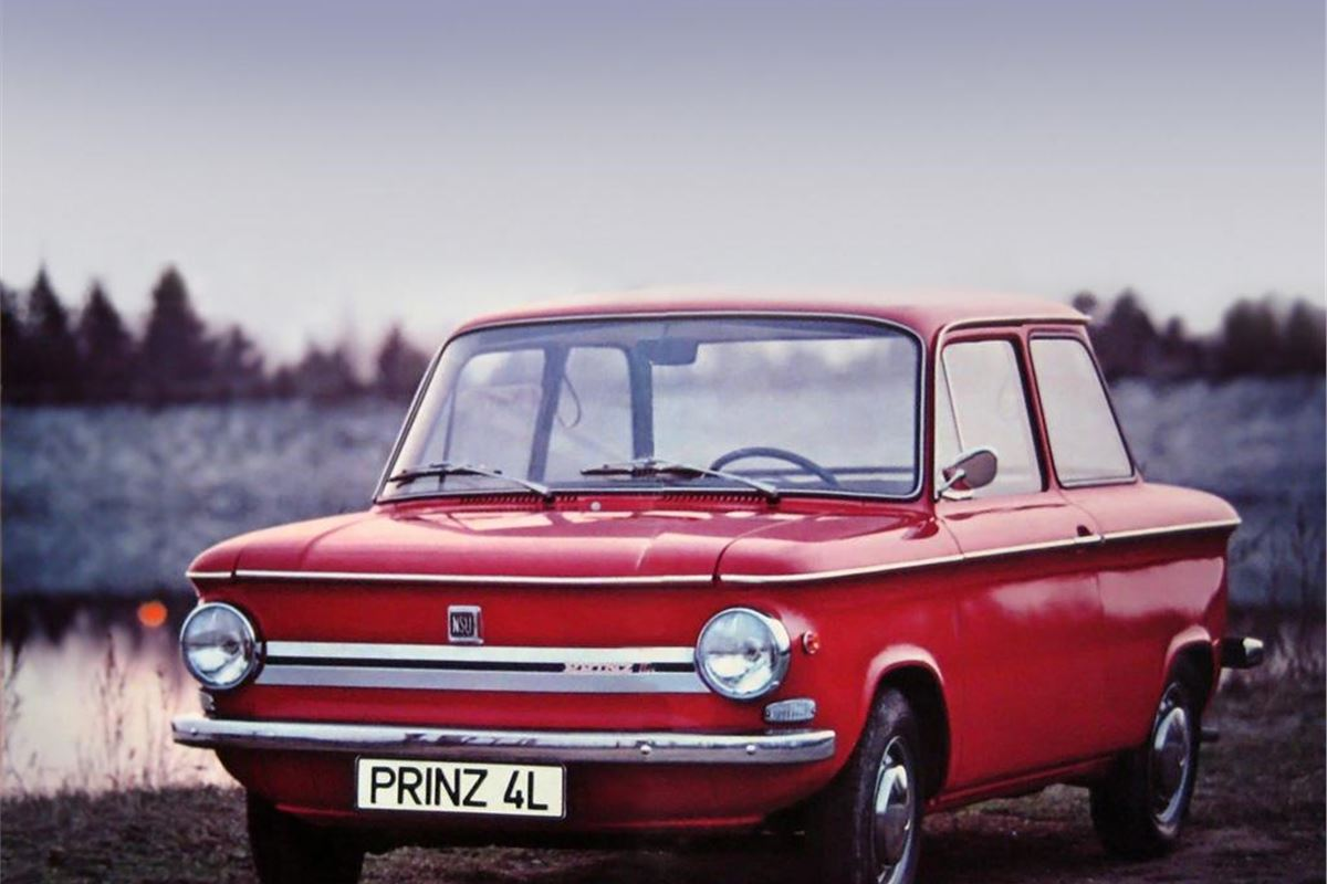 NSU Prinz 4 - Classic Car Review | Honest John