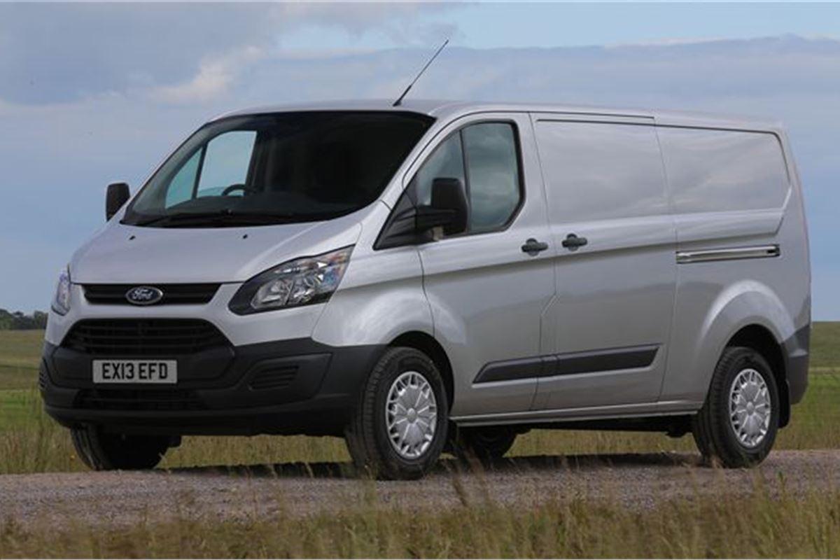 Ford Transit Custom most popular van with Honest John ...