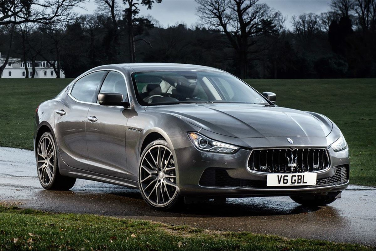 Car Selling Websites >> Maserati Ghibli 2013 - Car Review | Honest John