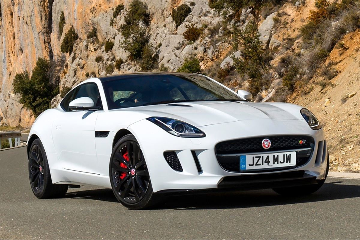 Car Selling Websites >> Jaguar F-Type Coupe 2014 - Car Review | Honest John