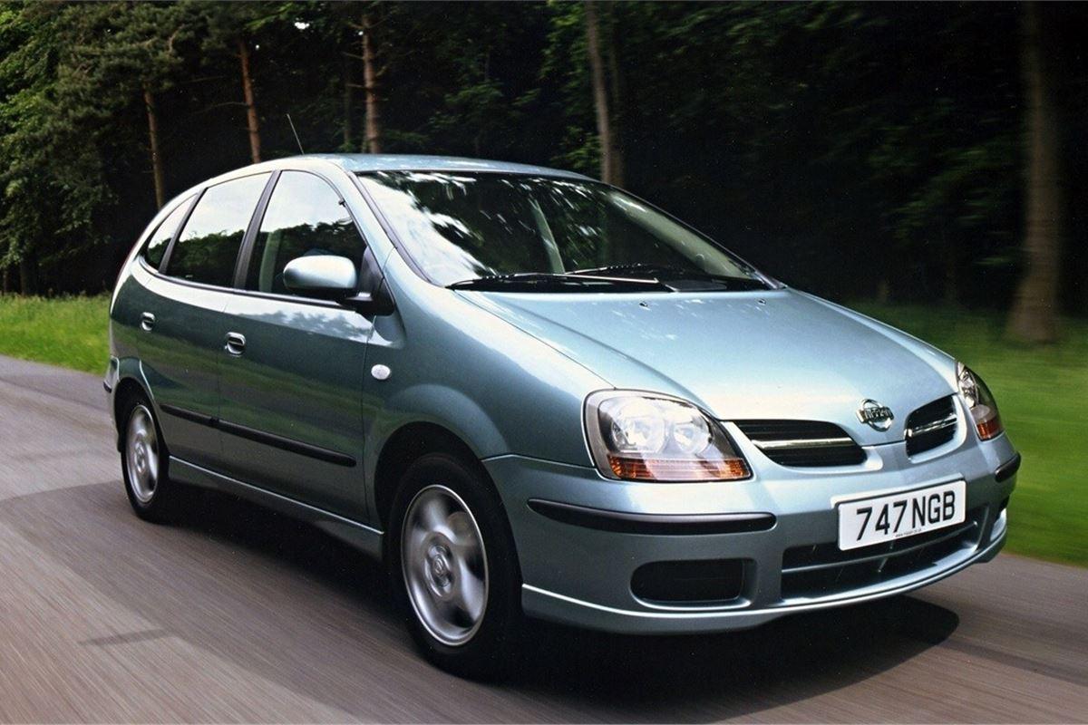 Nissan Almera Tino 2000 - Car Review | Honest John