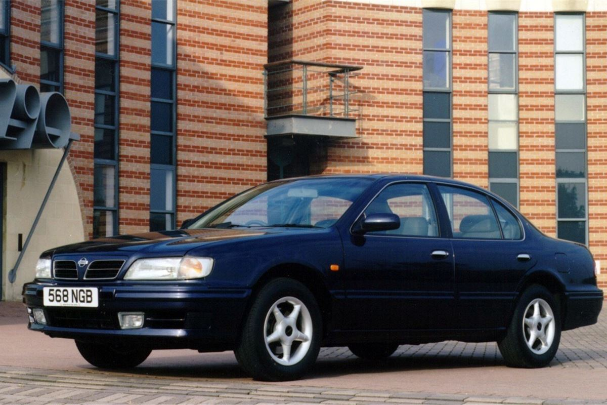 Nissan Maxima Qx 1994 Car Review Honest John