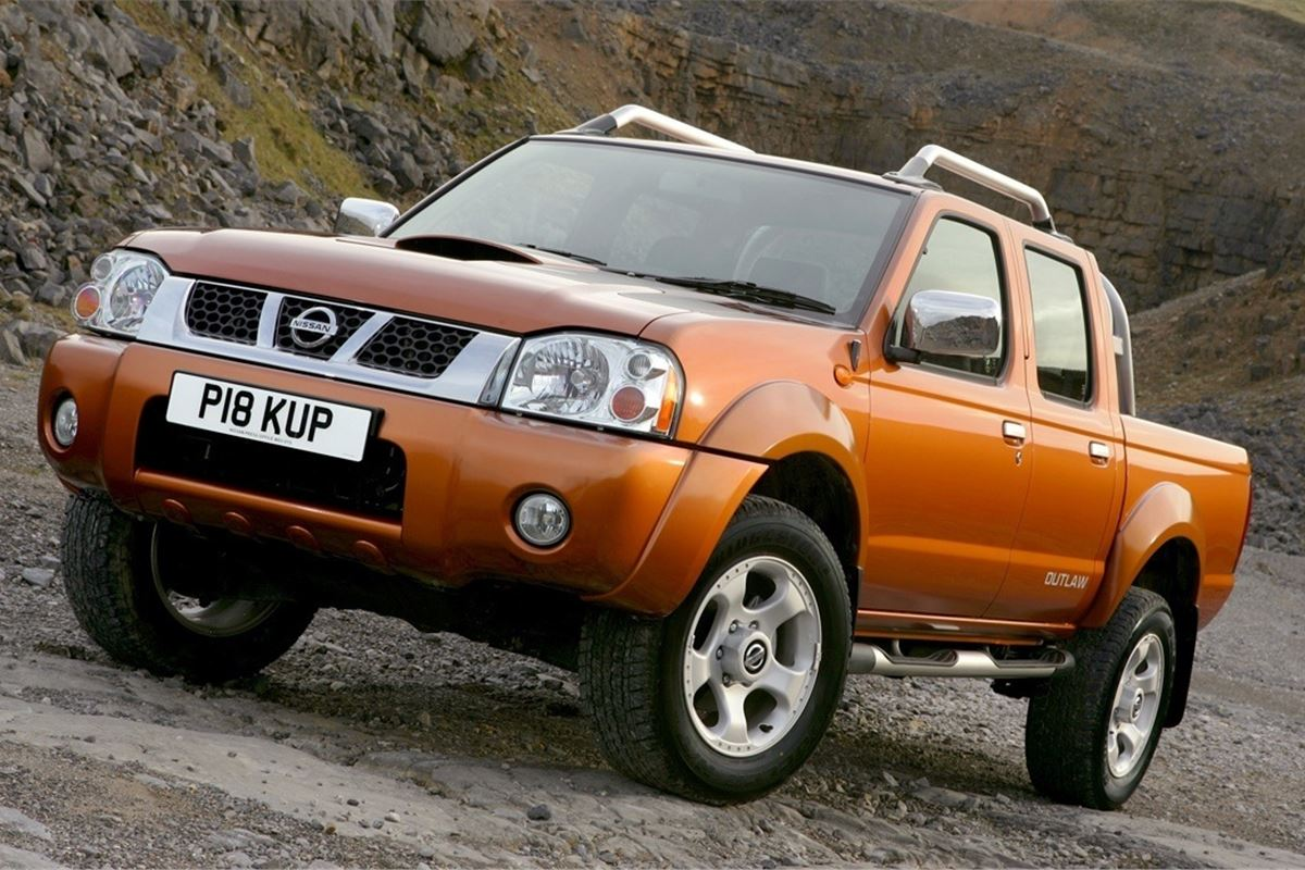 nissan navara 2002 car review honest john. Black Bedroom Furniture Sets. Home Design Ideas