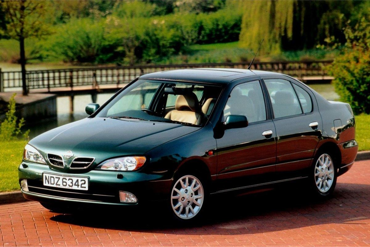 nissan primera p11 facelift 1999 car review honest john. Black Bedroom Furniture Sets. Home Design Ideas