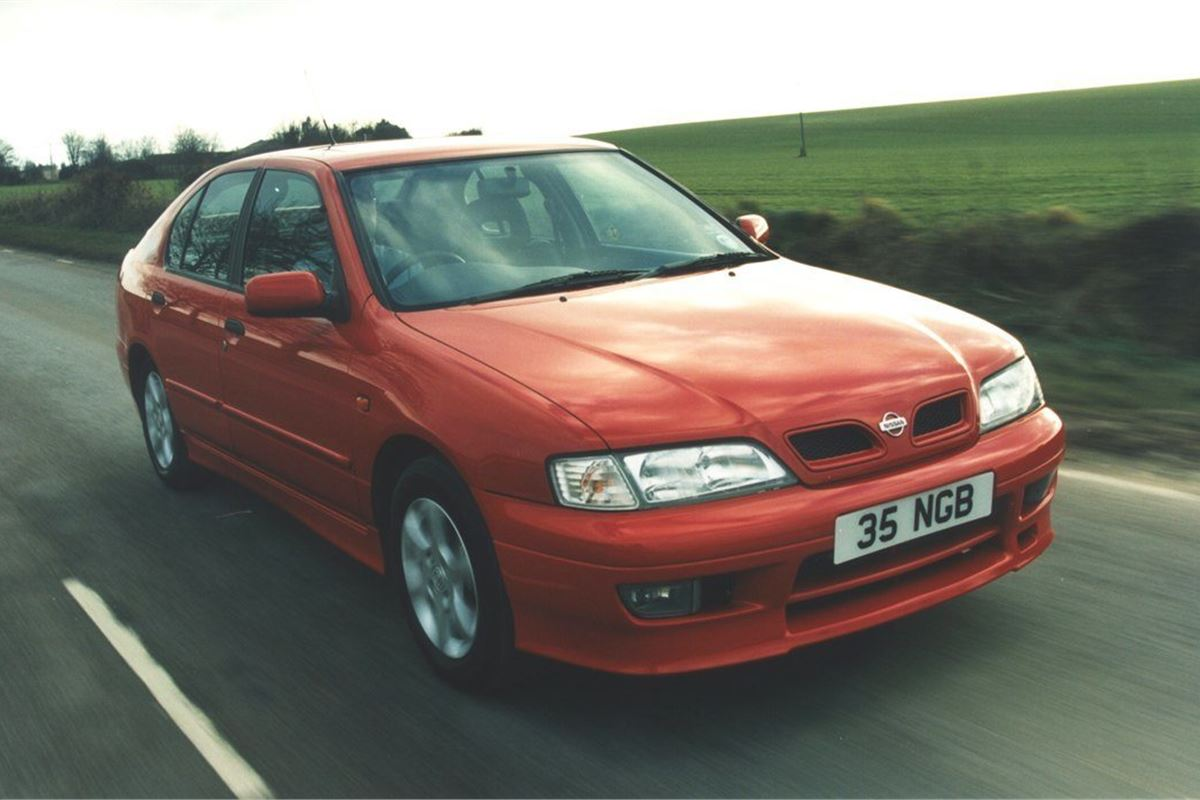 nissan primera 1996 car review honest john. Black Bedroom Furniture Sets. Home Design Ideas