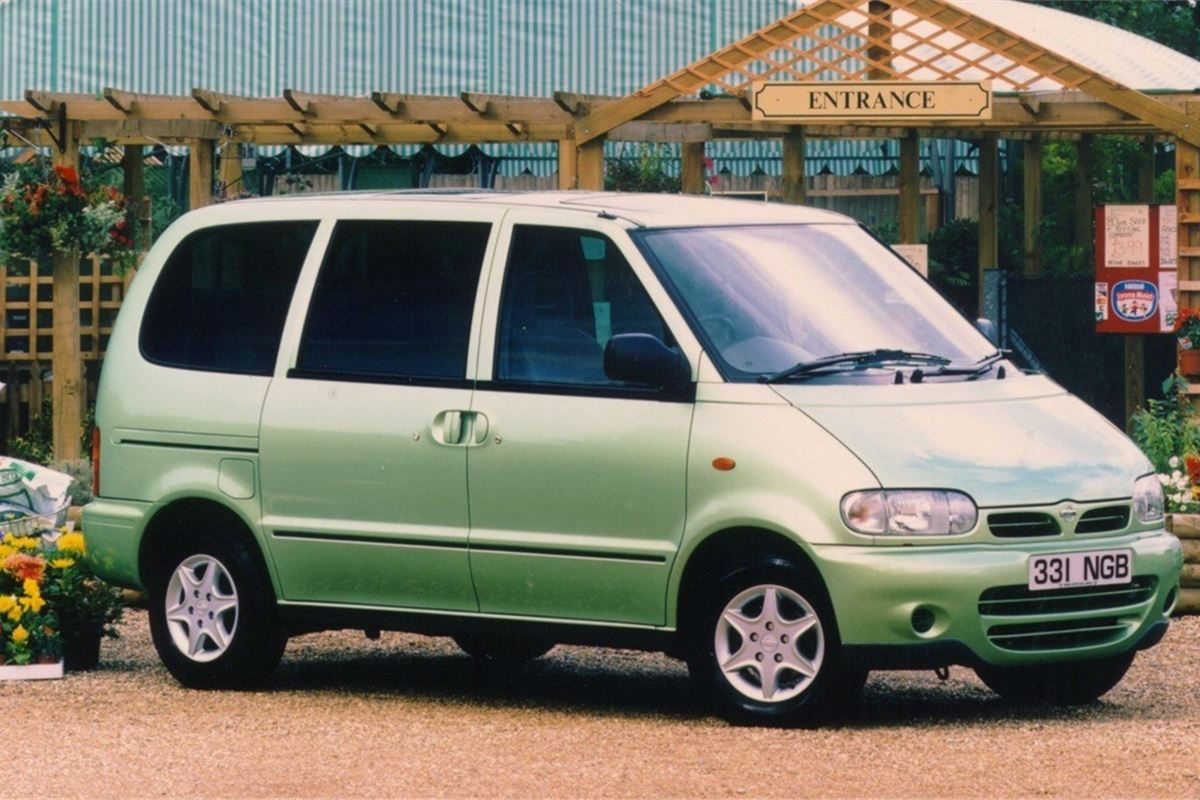 Car Selling Websites >> Nissan Serena 1993 - Car Review | Honest John