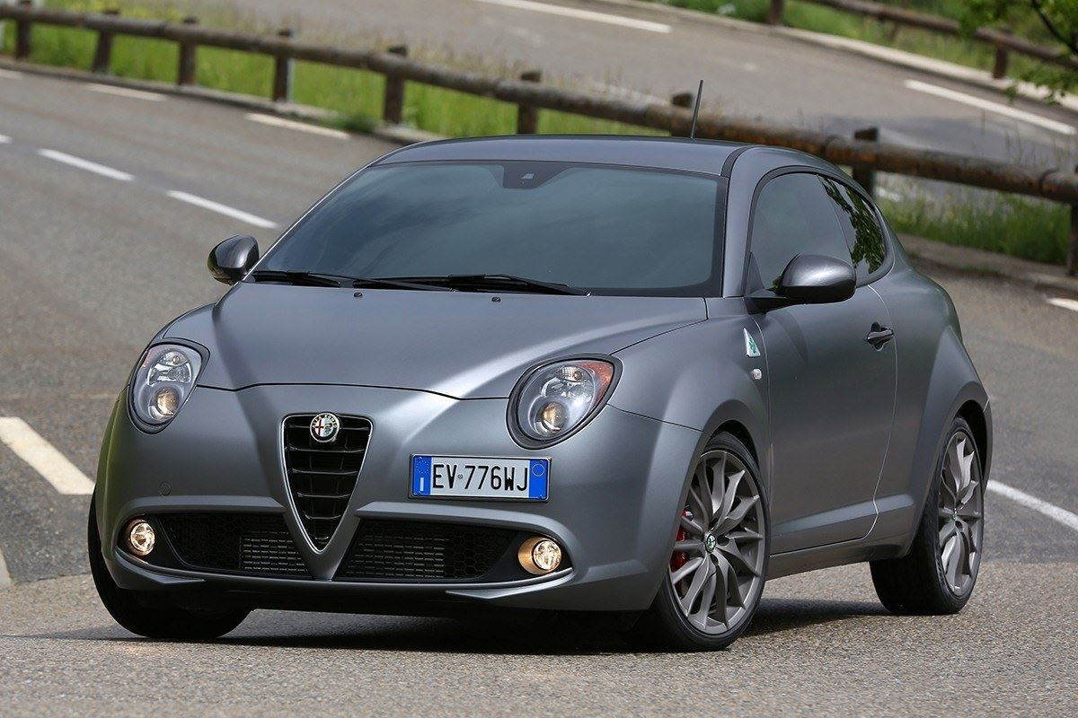 alfa romeo mito quadrifoglio verde 2014 road test road. Black Bedroom Furniture Sets. Home Design Ideas