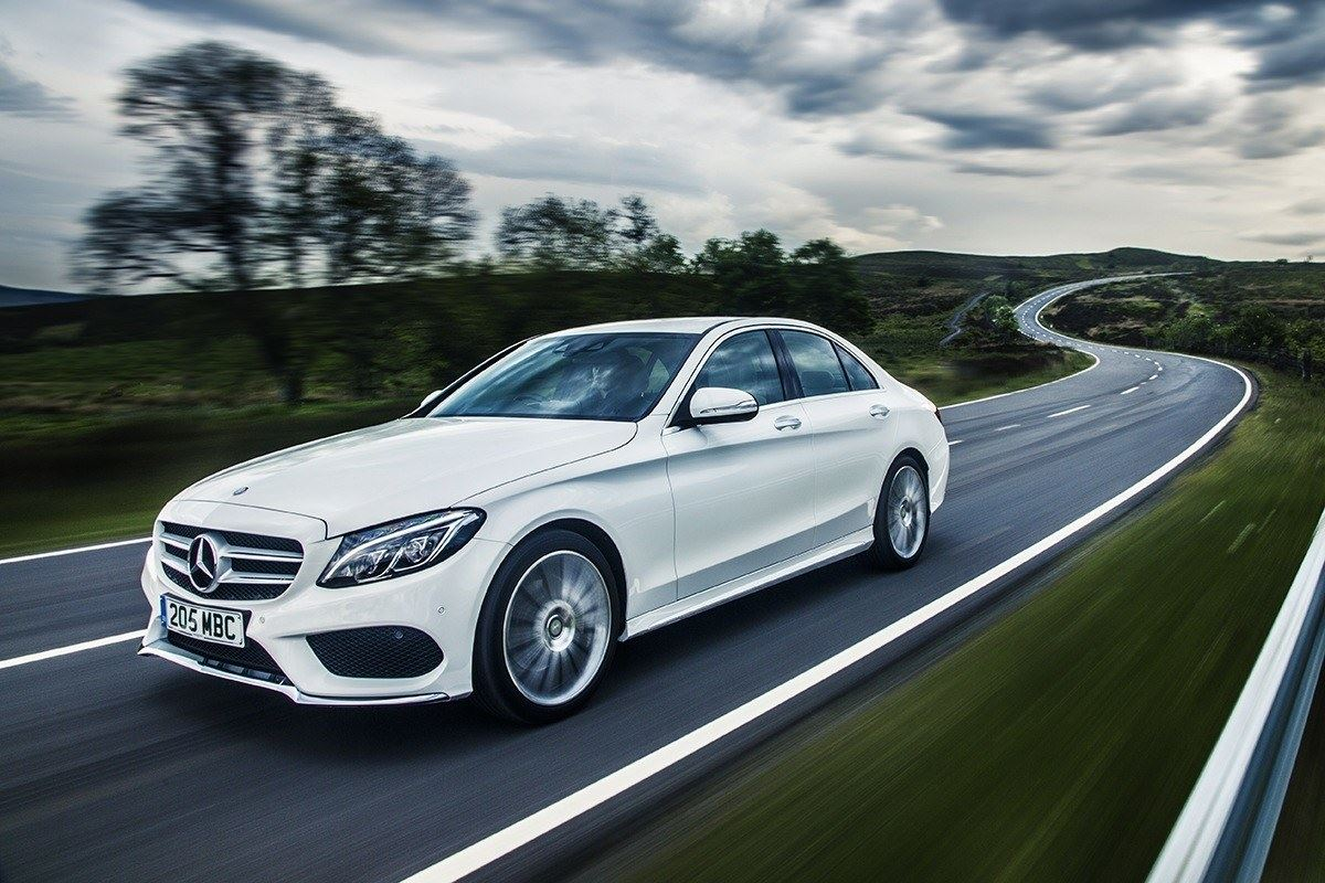 Mercedes benz c220 bluetec 2014 road test road tests for Mercedes benz westminster colorado