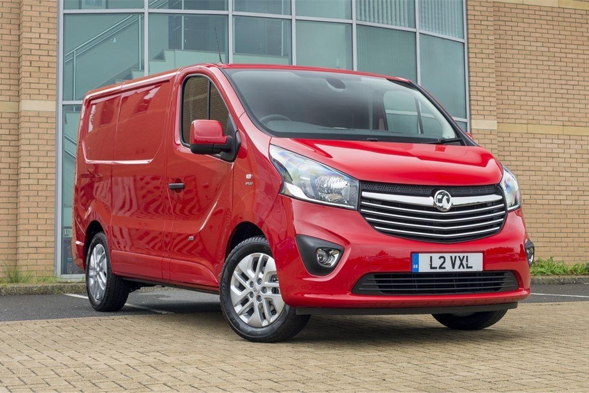 Vauxhall Vivaro 2014 - Van Review | Honest John