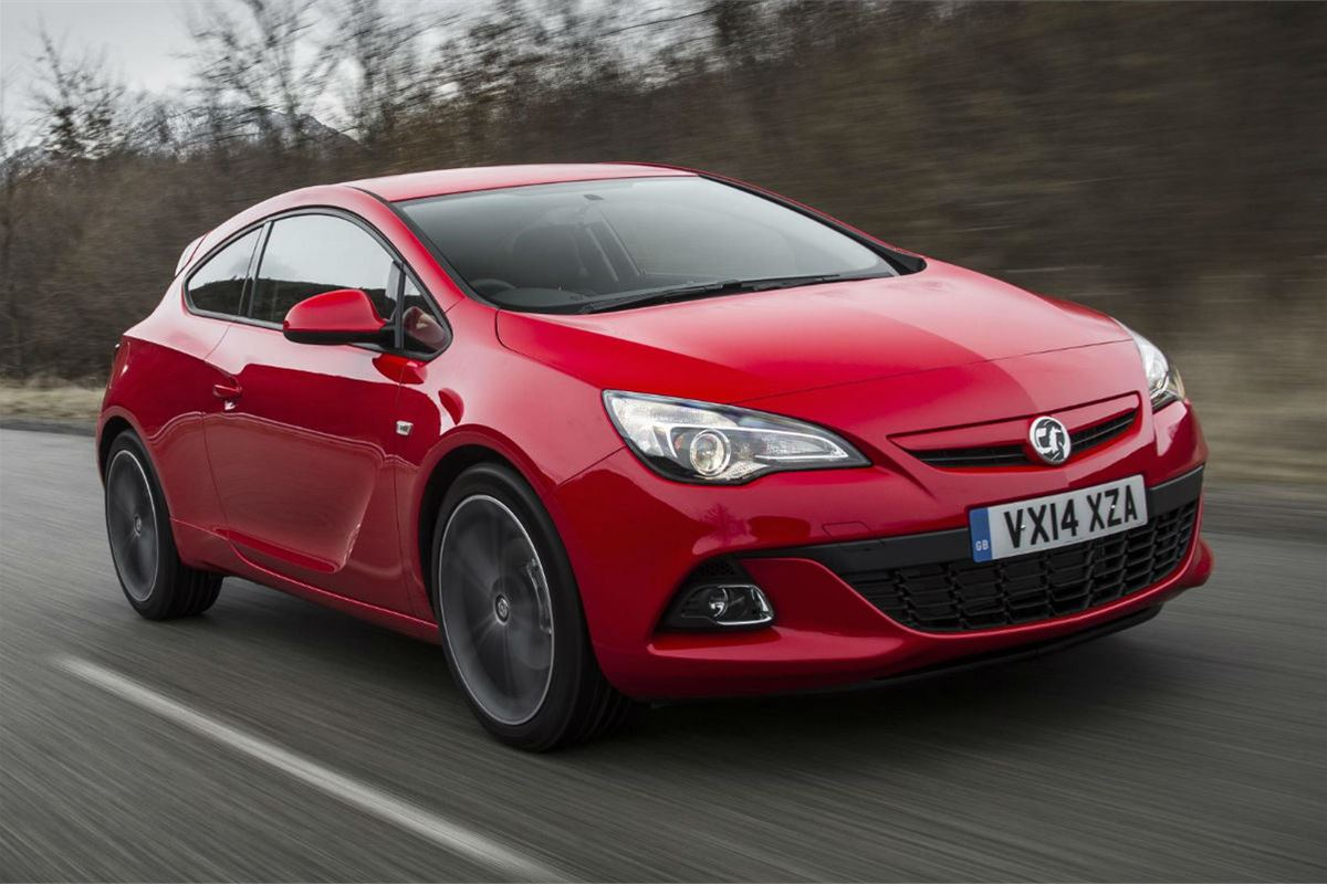 vauxhall astra gtc available with new 1 6 cdti diesel. Black Bedroom Furniture Sets. Home Design Ideas
