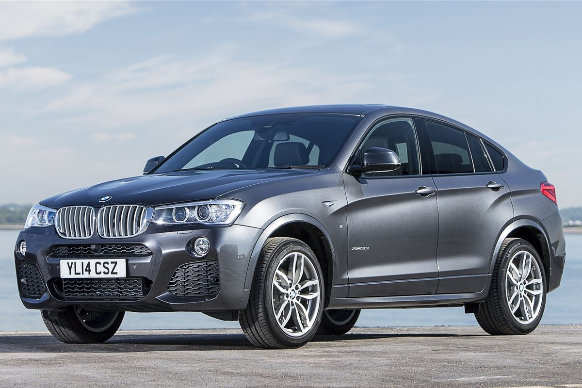 BMW X4 2014 - Car Review