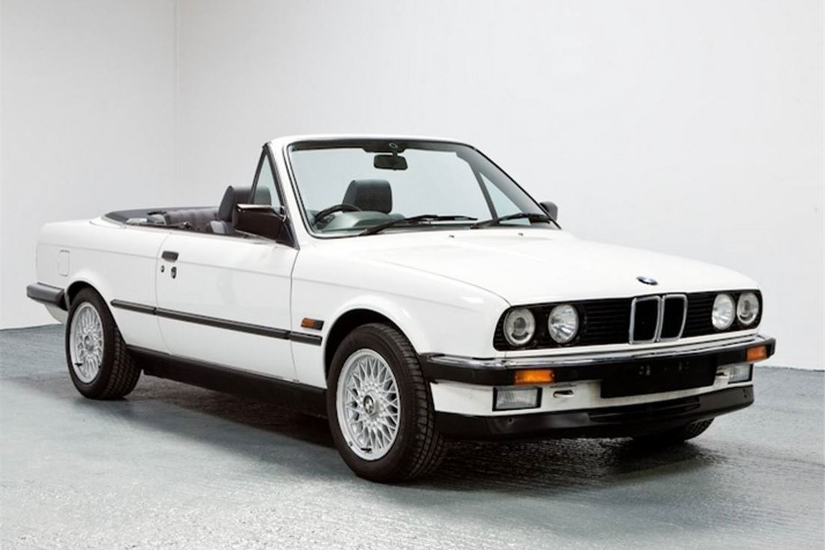 Top 10 1980s 90s Four Seater Convertibles You Can Buy In 2019 Honest John