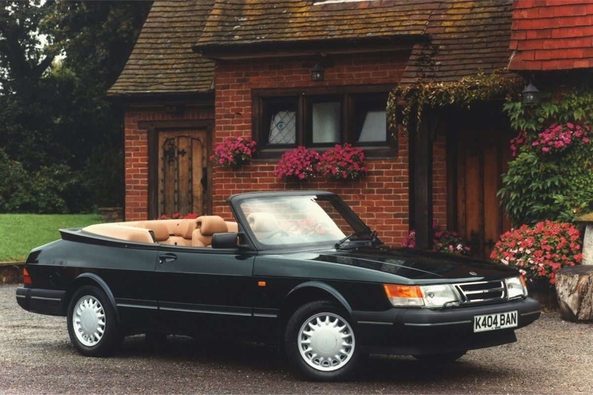 Top 10 1980s 90s Four Seater Convertibles You Can Buy In