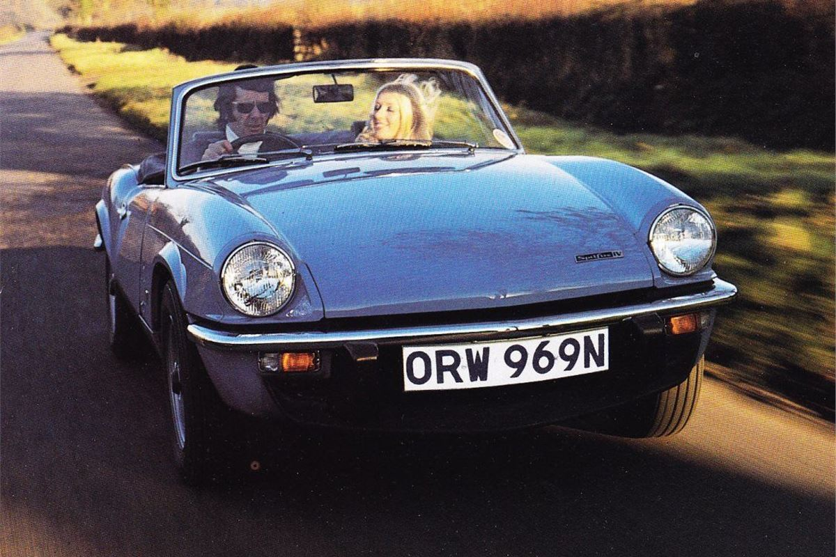 Top 10: £5000 Summer Roadsters | | Honest John