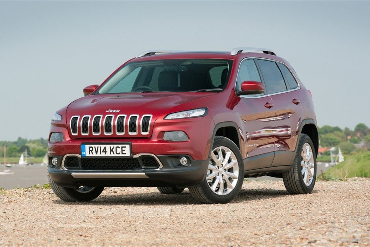 Review: Jeep Cherokee (2014 – 2019)