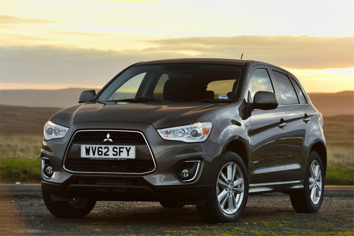 mitsubishi asx 2010 car review honest john
