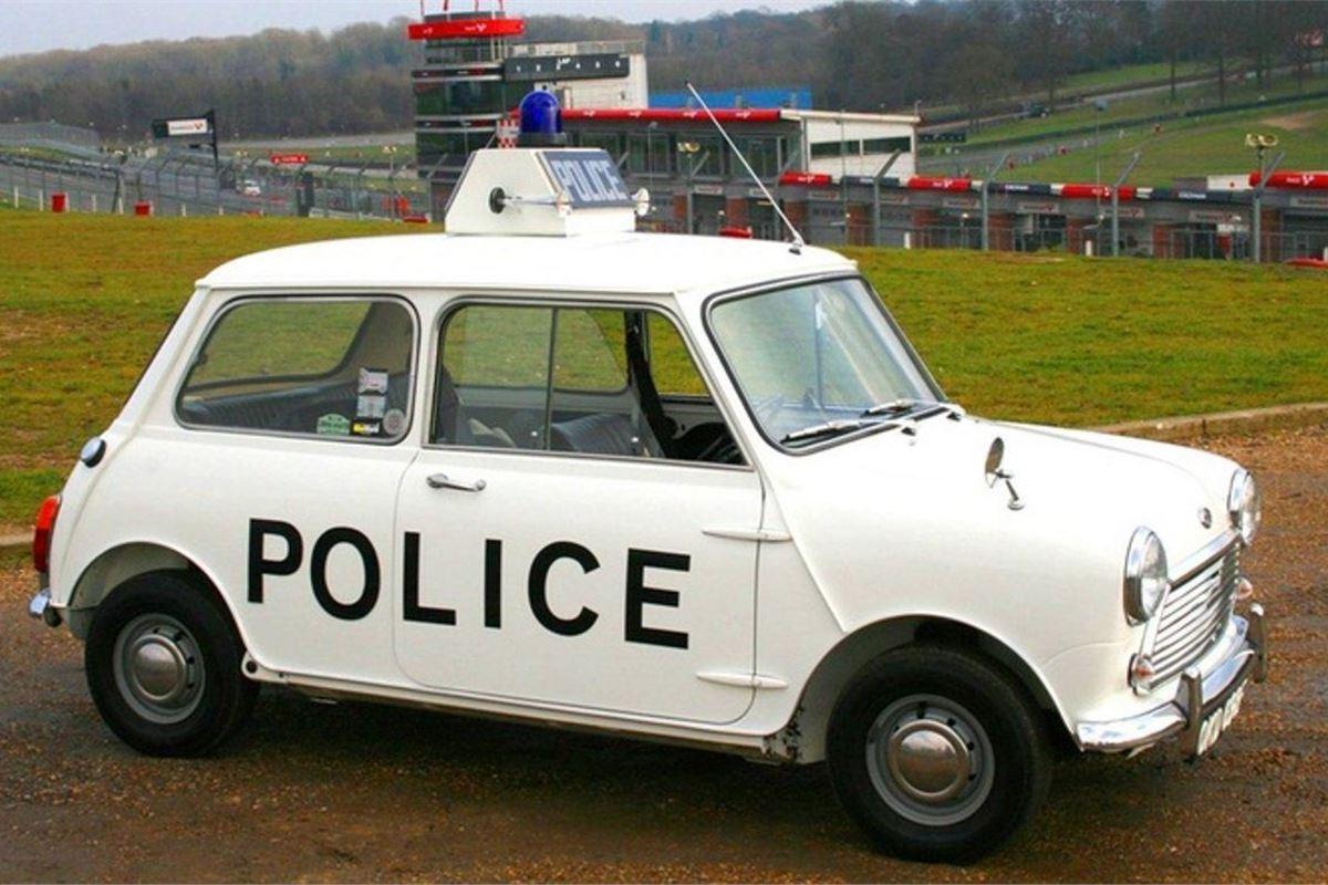 Top 10 Classic Police Cars Honest John