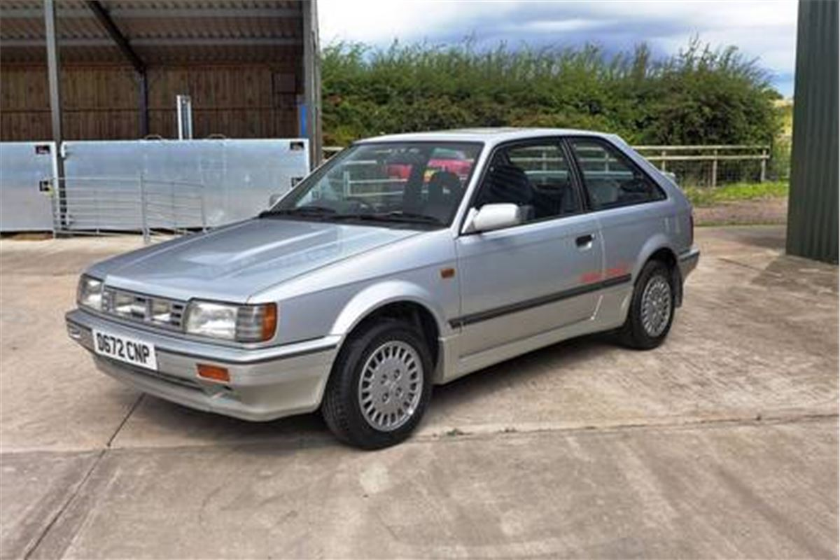 A Grand Monday Mazda 323 Turbo Honest John