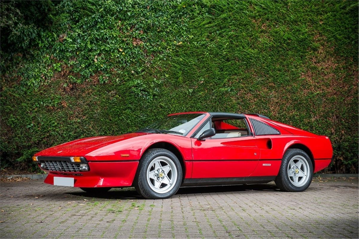 Ferrari 308 Gts Qv Set To Light Up Silverstone Sale