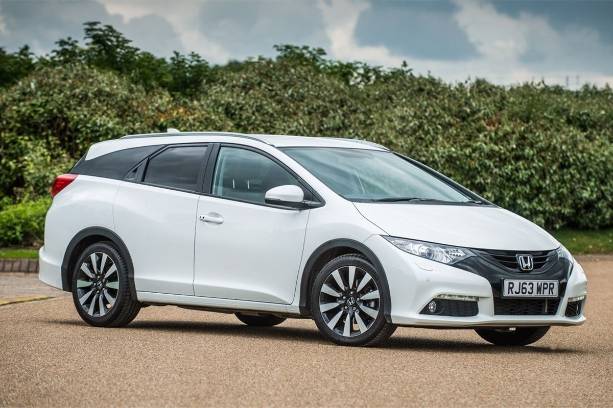 Honda Civic Tourer 2014 Car Review Honest John Make Your Own Beautiful  HD Wallpapers, Images Over 1000+ [ralydesign.ml]