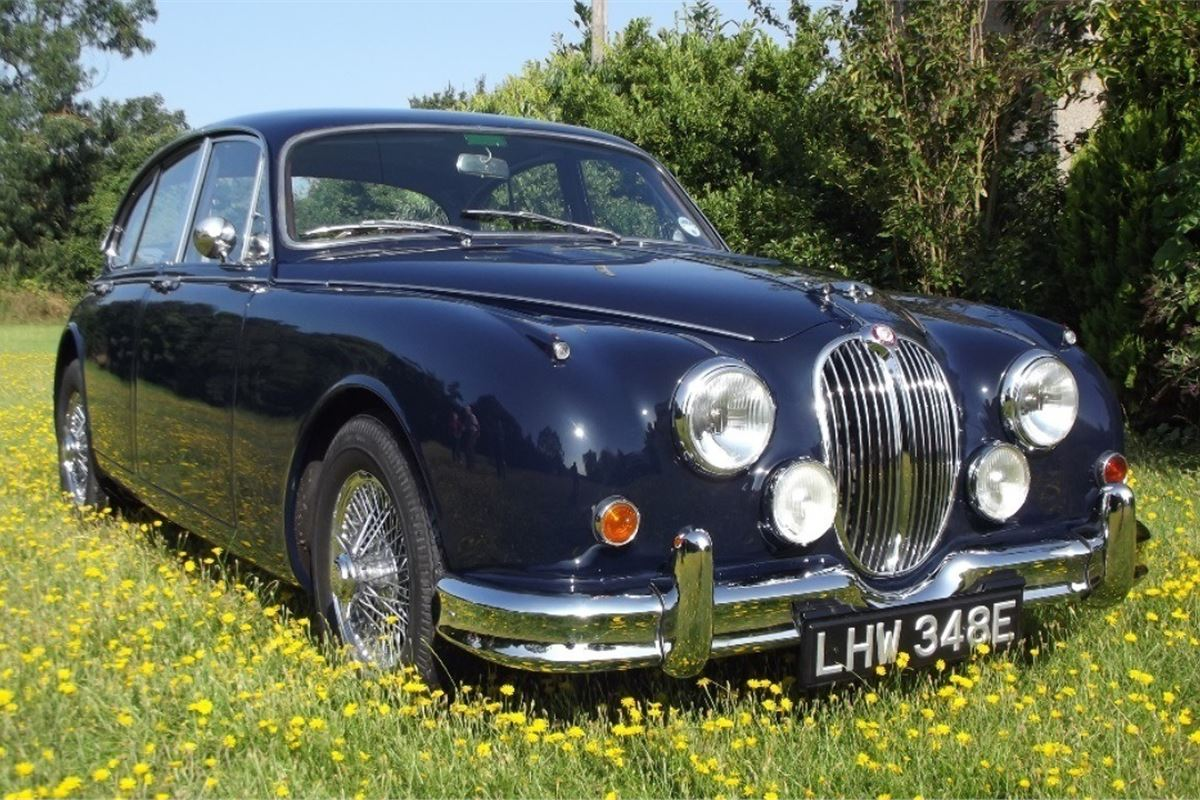 Top 10 Classic Cars For Sale At Anglia Car Auctions