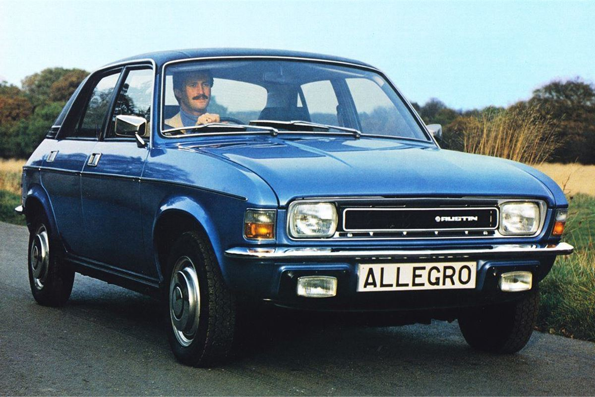 Top 10 British Leyland Saloons And Hatchbacks Honest John