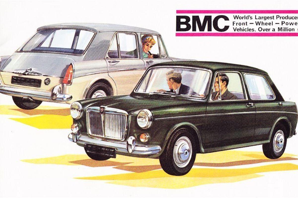 Classic Ad Of The Week Mg 1100 Honest John
