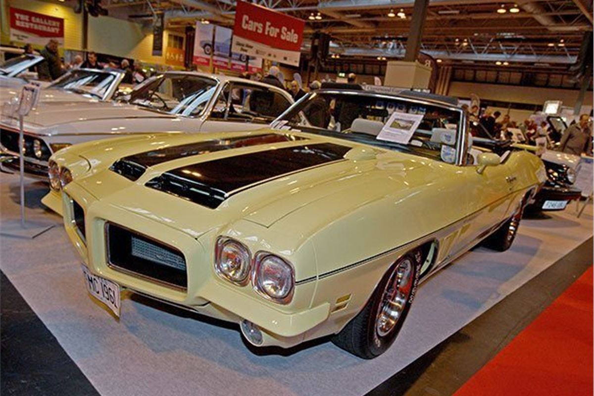 NEC Classic: 20 Great Cars For Sale At Classic Dealers