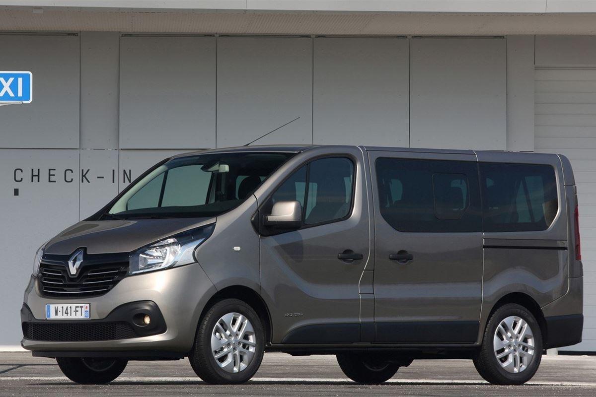 Renault Launches Master And Trafic Passenger Honest John