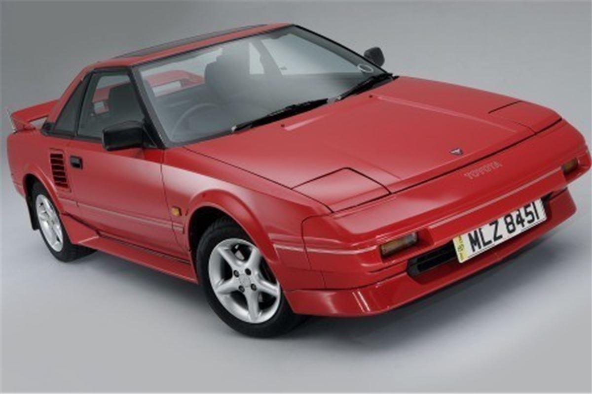 toyota mr2 w10 - classic car review