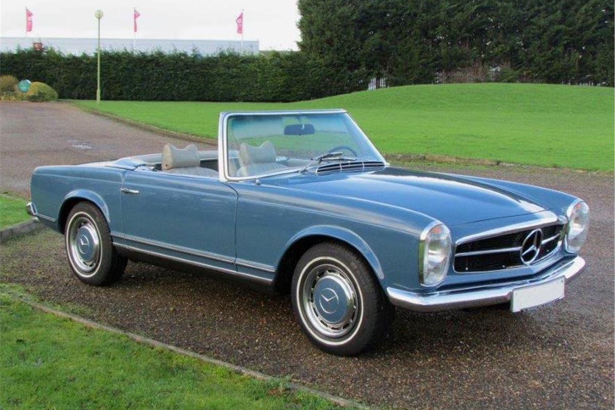 Anglia Car Auctions Classic Sale