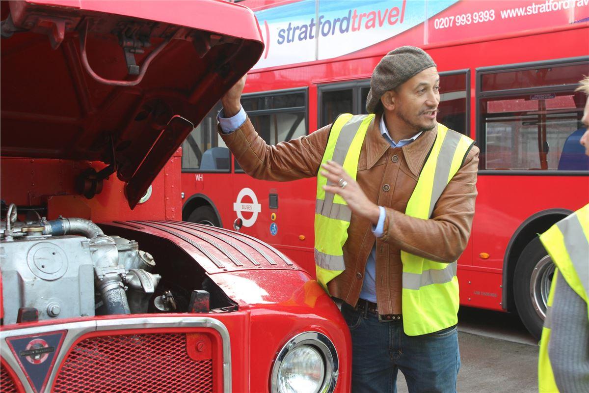 Restoration Show Car SOS Given Channel Slot Honest John - Car restoration shows