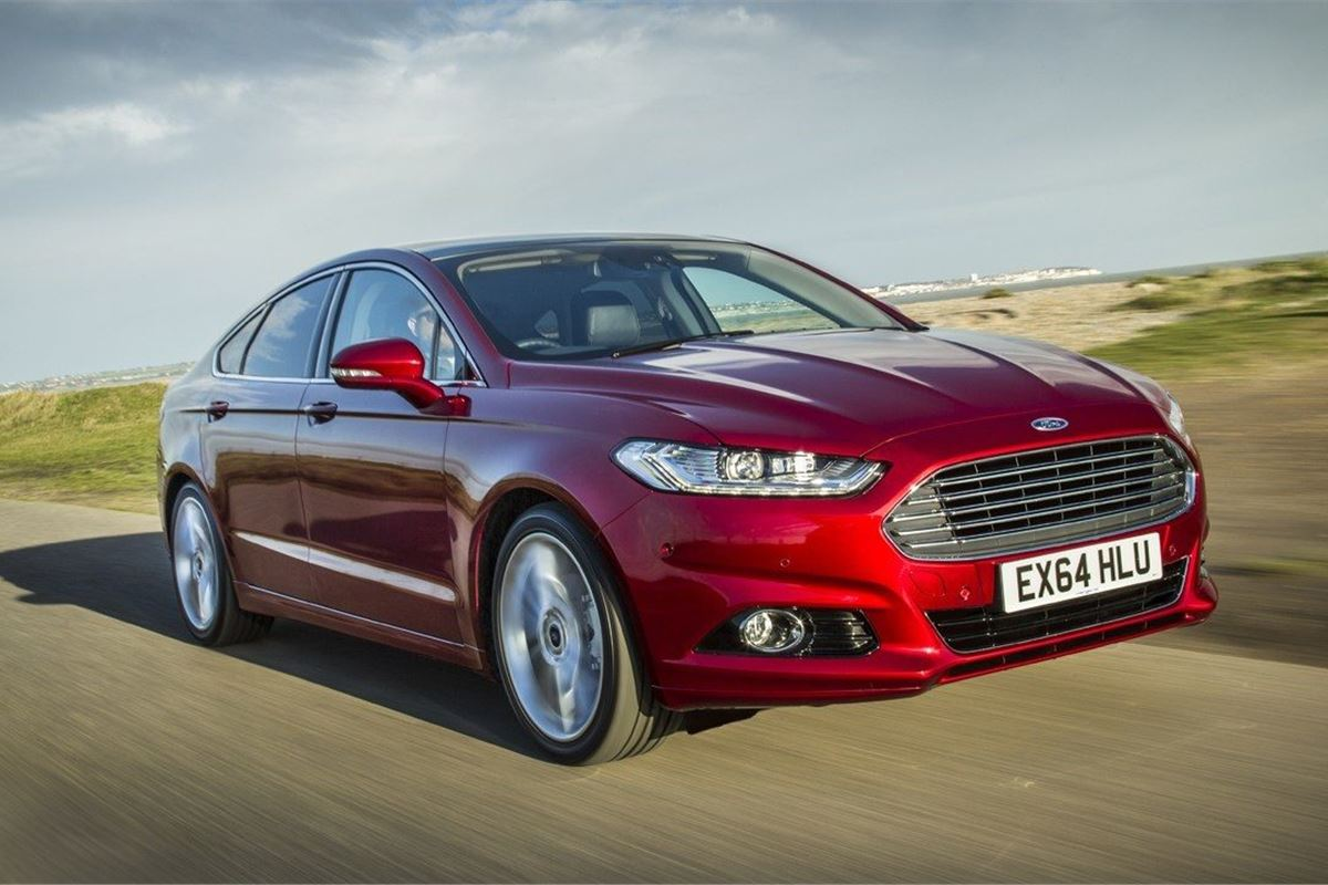 Ford Mondeo 2015 Interior >> Ford Mondeo V 2015 - Car Review | Honest John
