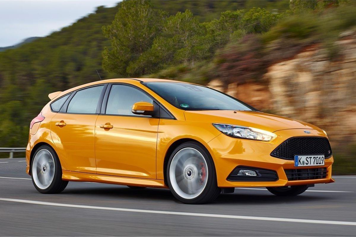 ford focus st 2 0 diesel 2015 road tests honest john. Black Bedroom Furniture Sets. Home Design Ideas
