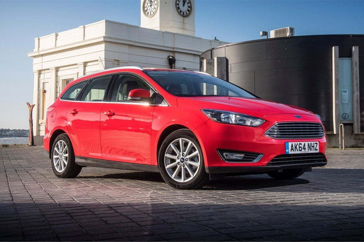 Ford Focus Estate 2014 Car Review Honest John