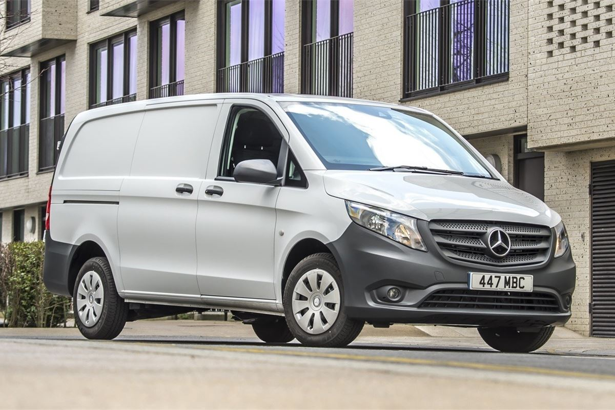 Mercedes benz vito 2015 van review honest john for Mercedes benz van 2015