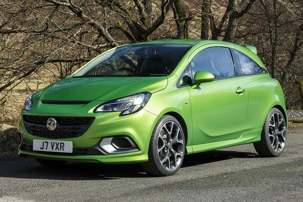 vauxhall corsa vxr 2015 road test road tests honest john. Black Bedroom Furniture Sets. Home Design Ideas