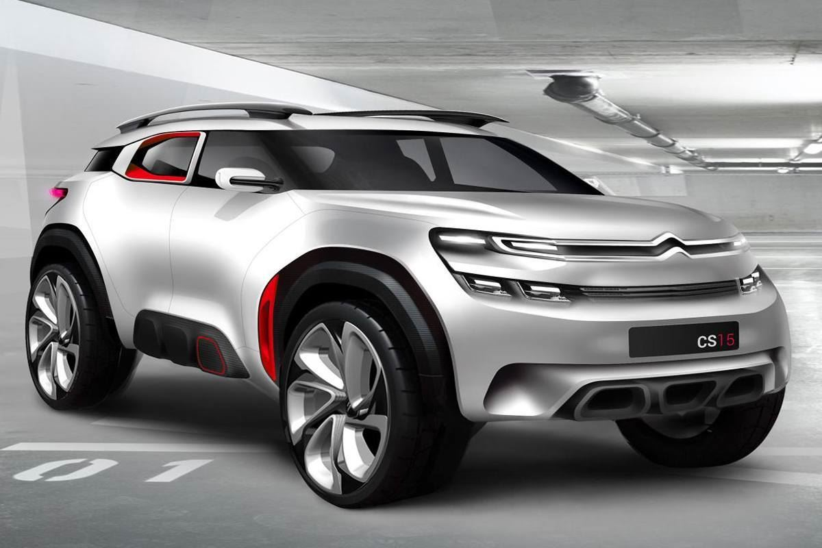 Video Watch The New Citroen Concept Car Being Built