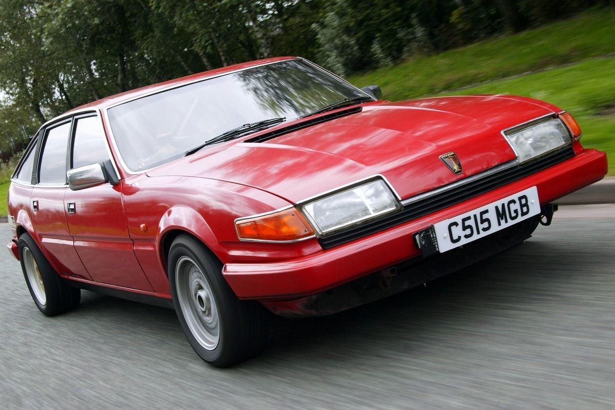 rover 1986