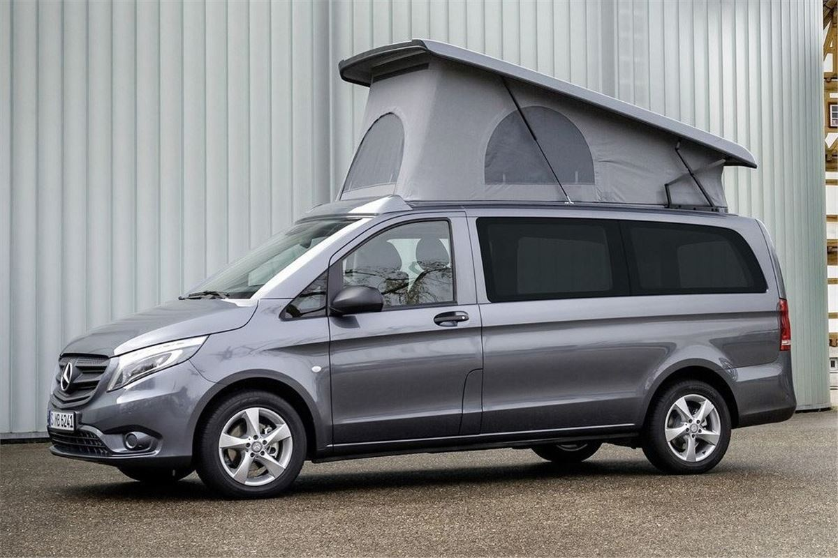 mercedes benz vito based moselle camper coming from wellhouse leisure honest john. Black Bedroom Furniture Sets. Home Design Ideas