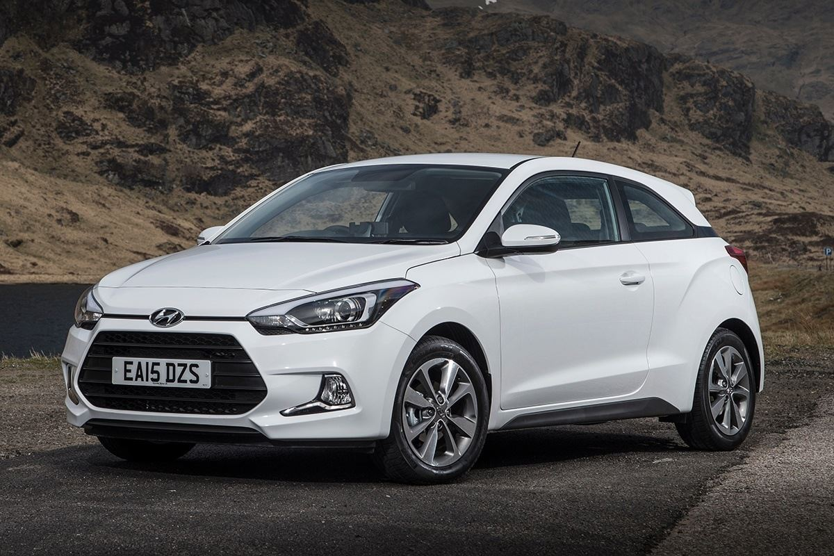 Hyundai i20 Coupe 2015 - Car Review | Honest John