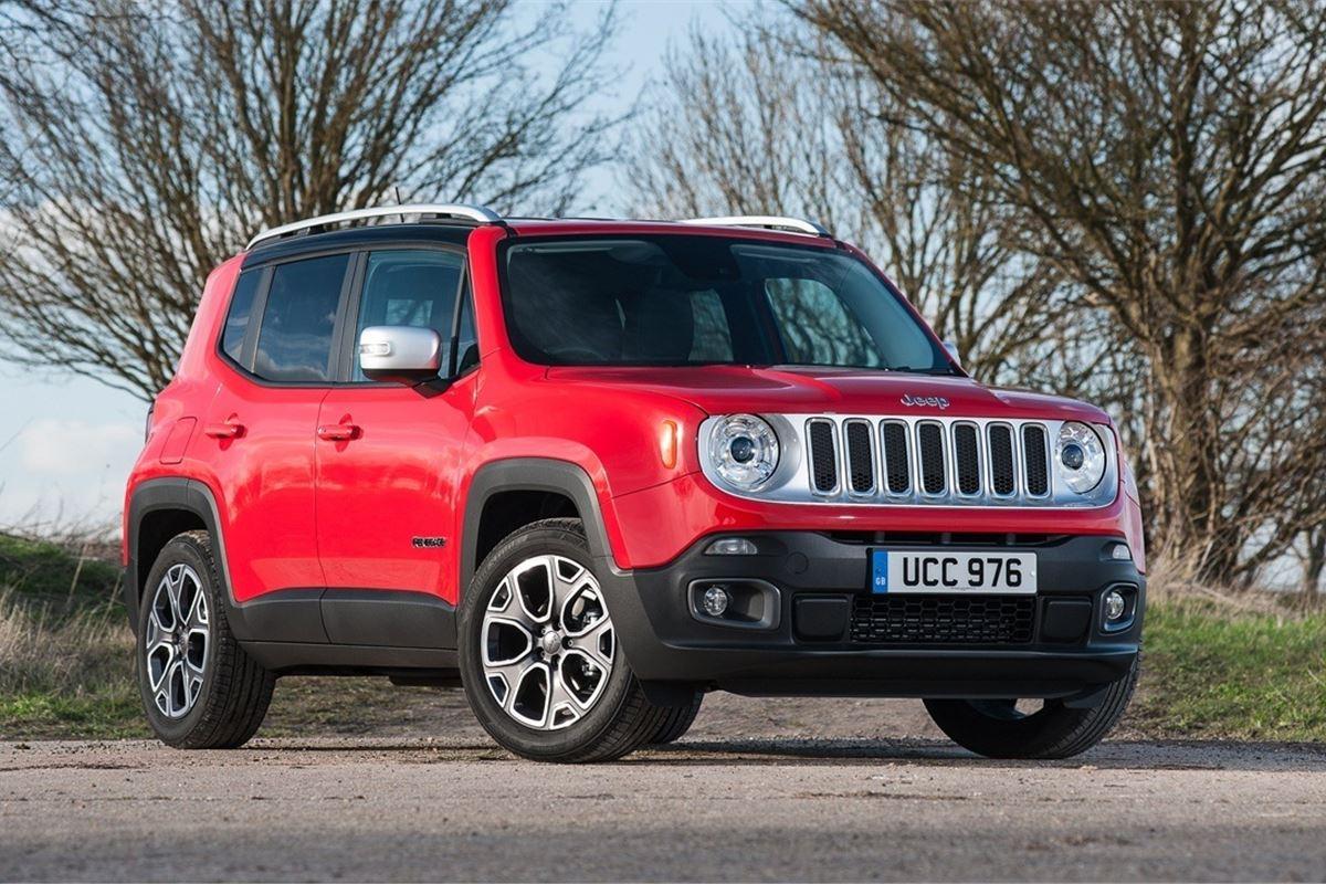 Jeep Renegade 2015 - Car Review | Honest John