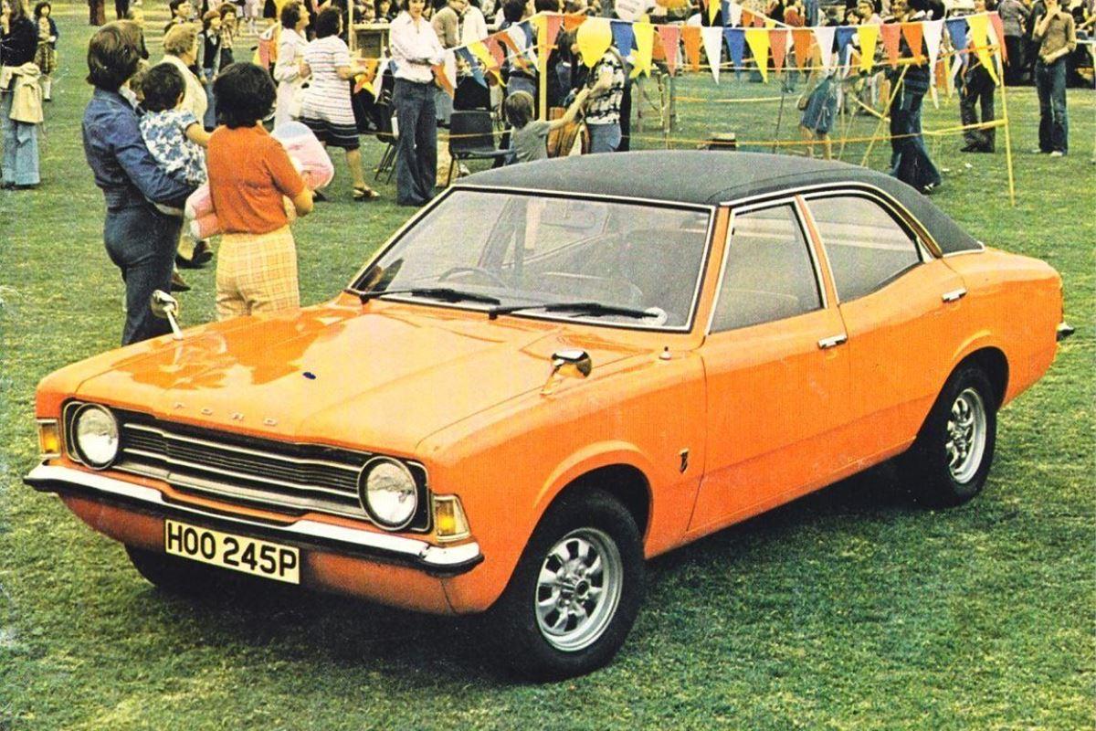 Top 10 1970s Company Cars Honest John