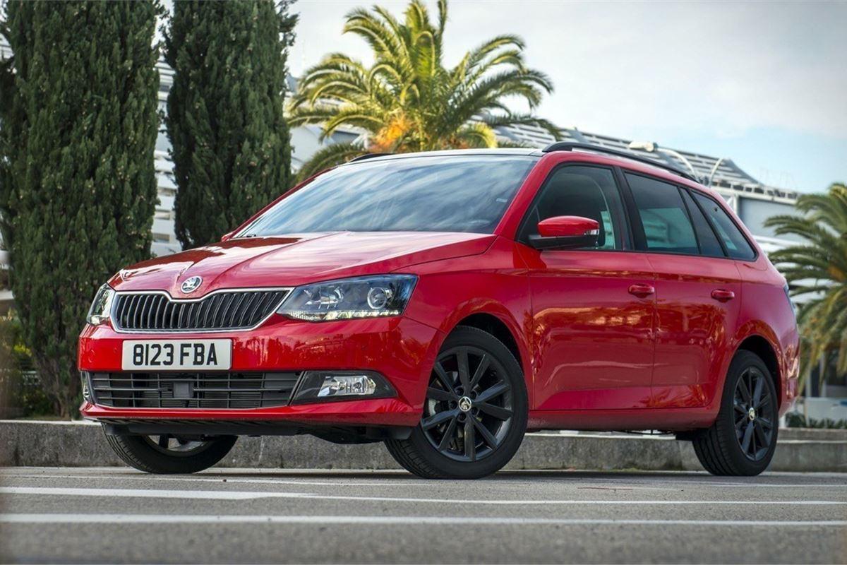 skoda fabia estate 2015 car review honest john. Black Bedroom Furniture Sets. Home Design Ideas