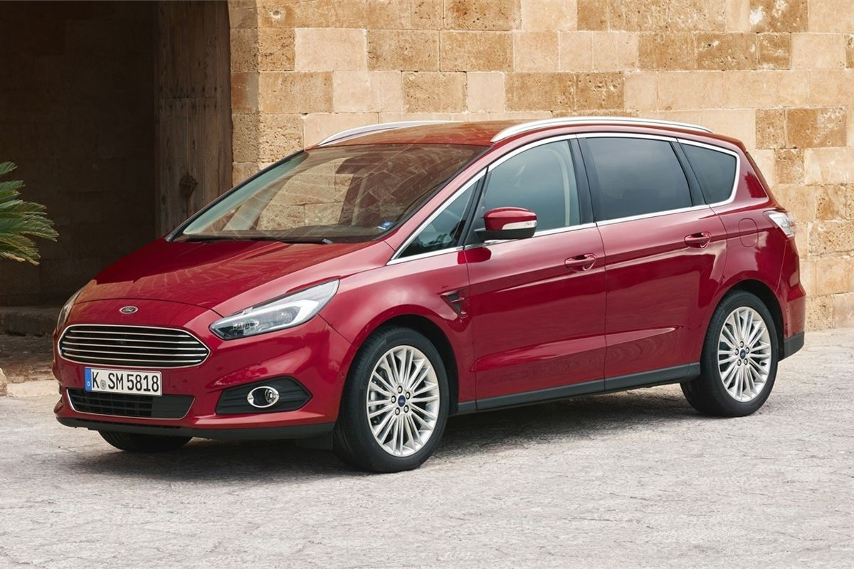 ford s max 2 0 tdci 2015 road test road tests honest john. Black Bedroom Furniture Sets. Home Design Ideas