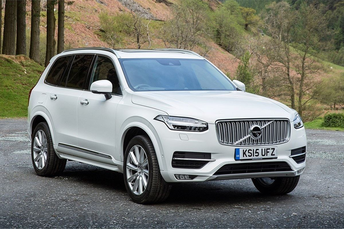 Volvo xc90 2015 car review honest john publicscrutiny Image collections