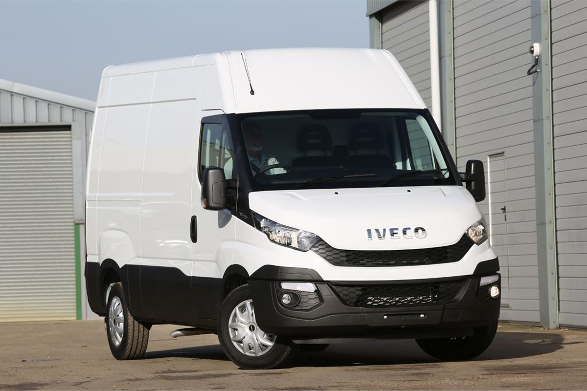 iveco daily 2014 van review honest john. Black Bedroom Furniture Sets. Home Design Ideas