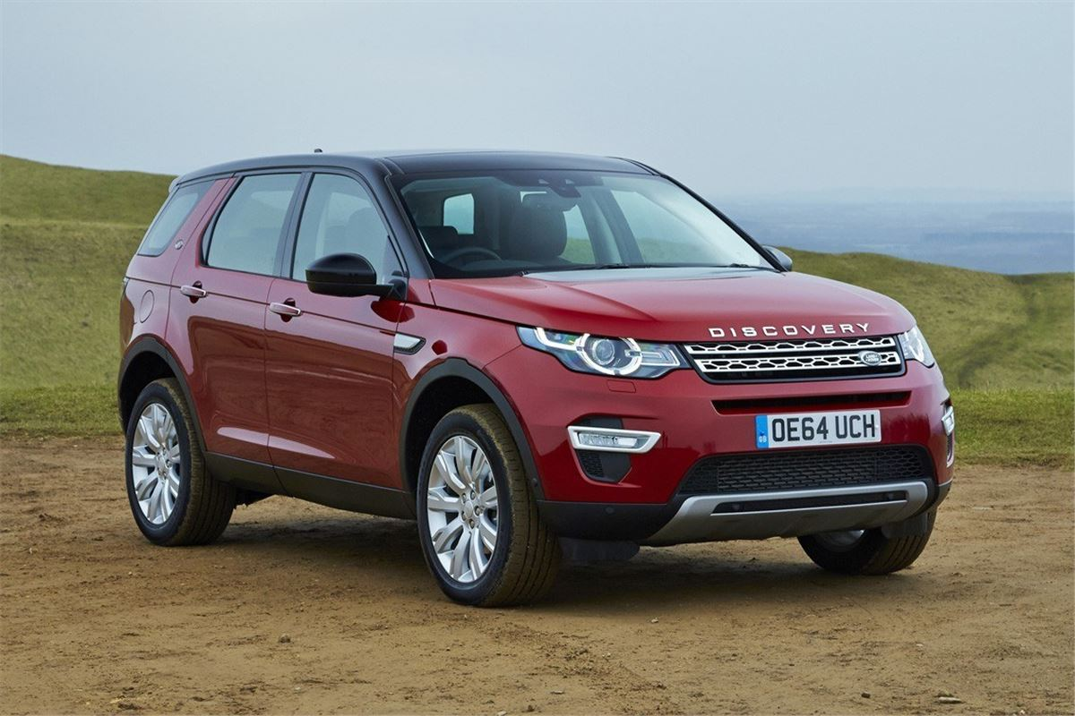 land rover discovery sport 2015 car review honest john. Black Bedroom Furniture Sets. Home Design Ideas